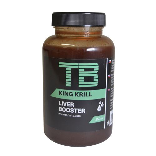 TB Baits Liver Booster King Krill
