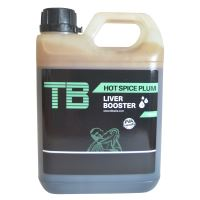 TB Baits Liver Booster Hot Spice Plum-1000 ml
