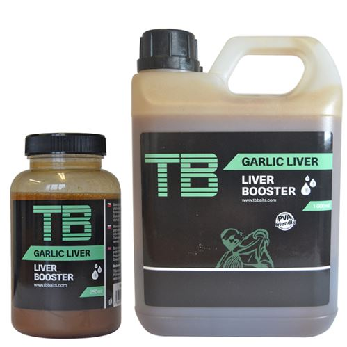 TB Baits Liver Booster Garlic Liver