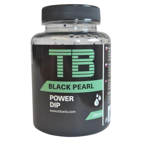 TB Baits Power Dip Black Pearl 150 ml