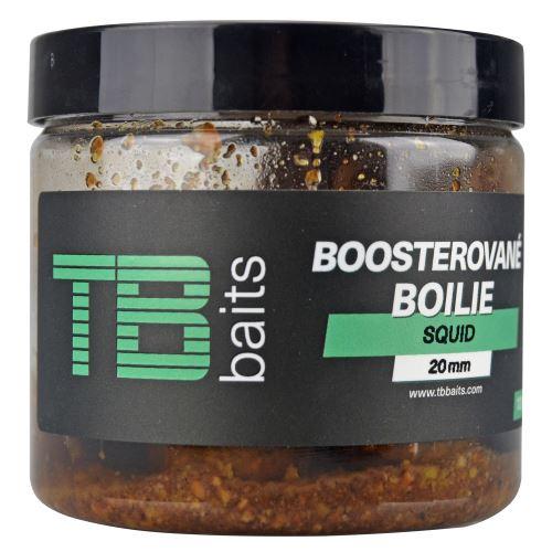 TB Baits Boosterované Boilie Squid 120 g