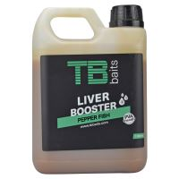 TB Baits Liver Booster Pepper Fish-1000 ml