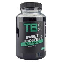 TB Baits Sweet Booster Black Pearl-250 ml