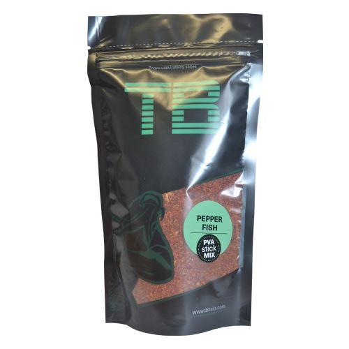 TB Baits PVA Stick Mix Pepper Fish - 200 g