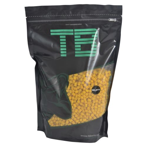 TB Baits Pelety Banana Pineapple + butyric