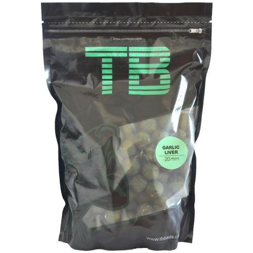 TB Baits Boilie Garlic Liver