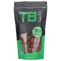 TB Baits Boilie Hot Spice Plum-250 g 24 mm