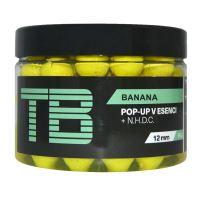 TB Baits Plávajúce Boilie Pop-Up Banana + NHDC 65 g-16 mm