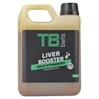 TB Baits Liver Booster Squid Strawberry-1000 ml
