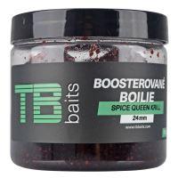 TB Baits Boosterované Boilie Spice Queen Krill 120 g - 20 mm