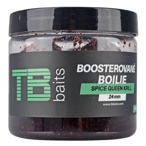 TB Baits Boosterované Boilie Spice Queen Krill 120 g