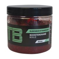 TB Baits Boosterované Boilie Squid Strawberry 120 g - 24 mm