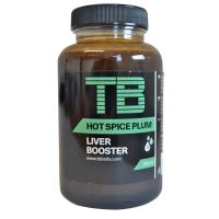 TB Baits Liver Booster Hot Spice Plum-250 ml