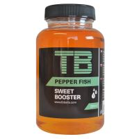 TB Baits Sweet Booster Pepper Fish-250 ml