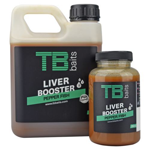 TB Baits Liver Booster Pepper Fish