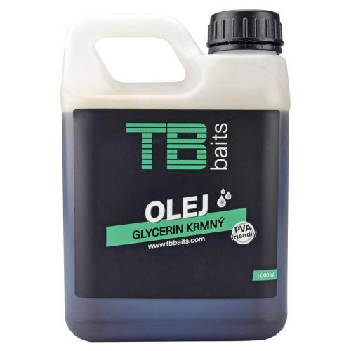 TB Baits Glycerin krmný
