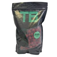 TB Baits Boilie GLM Squid Strawberry-1 kg 24 mm
