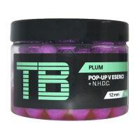 TB Baits Plávajúce Boilie Pop-Up Plum + NHDC 65 g-12 mm