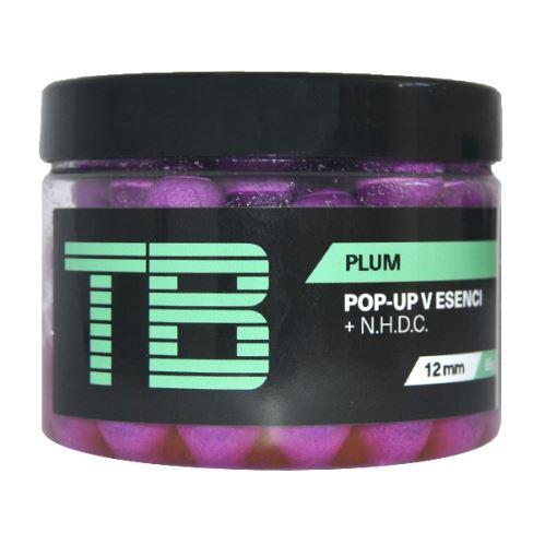 TB Baits Plávajúce Boilie Pop-Up Plum + NHDC 65 g