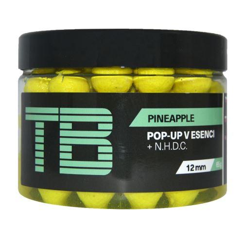 TB Baits Plávajúce Boilie Pop-Up Pineapple + NHDC 65 g