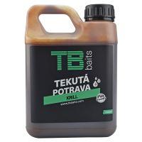 TB Baits Tekutá Potrava Krill-1000 ml