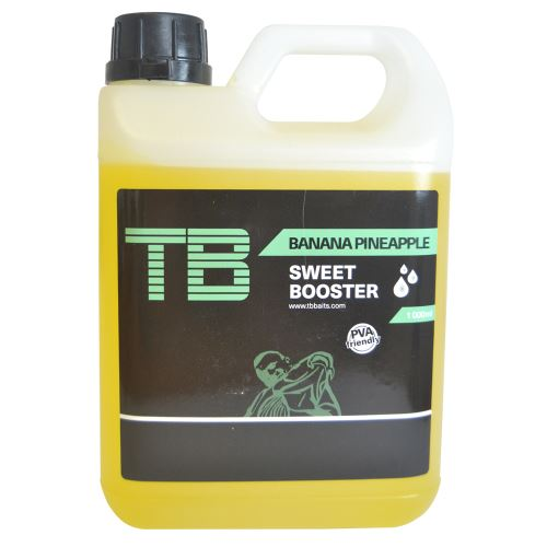 TB Baits Sweet Booster Banana Pineapple + NHDC Butyric