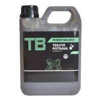 TB Baits Tekutá potrava Power salmon-250 ml