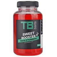 TB Baits Sweet Booster Squid Strawberry-250 ml