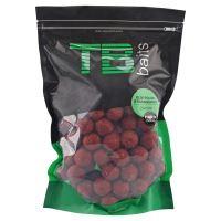 TB Baits Hard Boilie GLM Squid Strawberry - 1 kg 24 mm