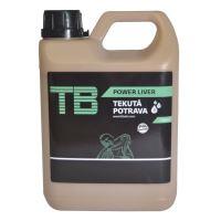 TB Baits Tekutá Potrava Power Liver-1000 ml