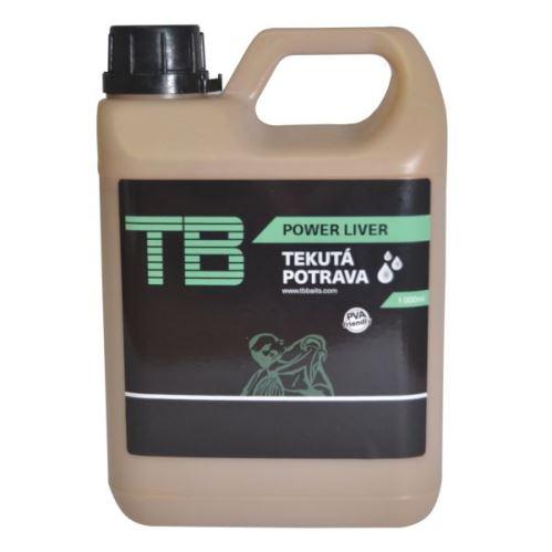 TB Baits Tekutá Potrava Power Liver