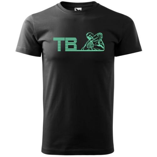 TB Baits Tričko Original Brand Pánske