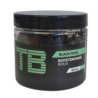TB Baits Boosterované Boilie Black Pearl 120 g - 20 mm