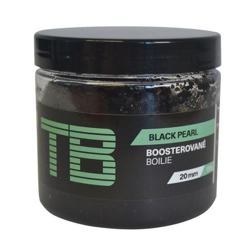 TB Baits Boosterované Boilie Black Pearl 120 g