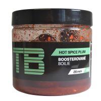 TB Baits Boosterované Boilie Hot Spice Plum 120 g