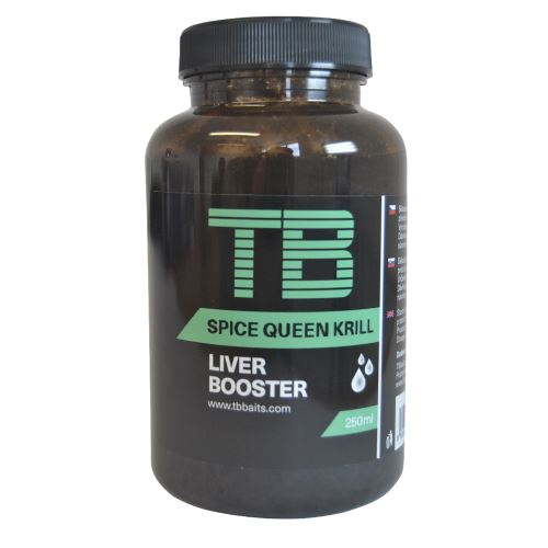 TB Baits Liver Booster Spice Queen Krill