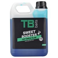 TB Baits Sweet Booster Hot Spice Plum-1000 ml