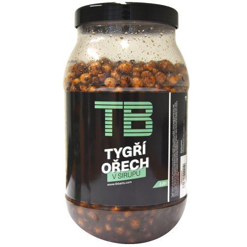 TB Baits Partikel Tigrí Orech v Sirupe 2,25 L