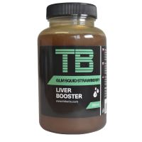 TB Baits Liver Booster Squid Strawberry-250 ml