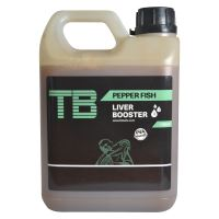 TB Baits Liver Booster Pepper Fish-1000 ml