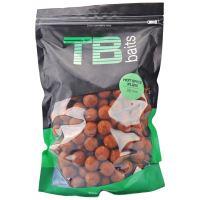 TB Baits Boilie Hot Spice Plum-1 kg 20 mm
