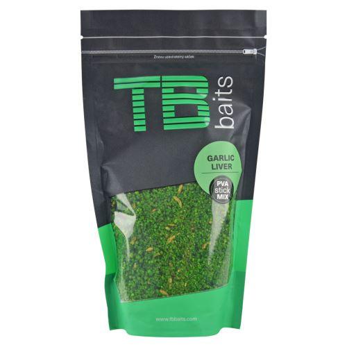 TB Baits PVA Stick Mix Garlic Liver - 200 g