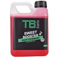 TB Baits Sweet Booster Squid Strawberry-1000 ml