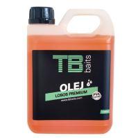 TB Baits Lososový Olej Premium quality-250 ml