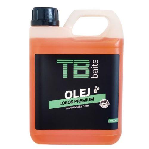 TB Baits Lososový Olej Premium quality