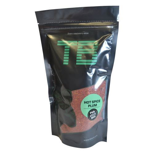 TB Baits PVA Stick Mix Hot Spice Plum - 200 g