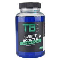 TB Baits Sweet Booster Hot Spice Plum-250 ml