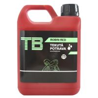 TB Baits Liquid Robin red 100 ml