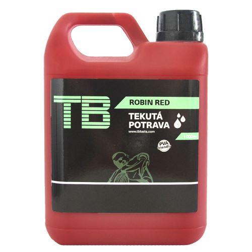 TB Baits Liquid Robin red