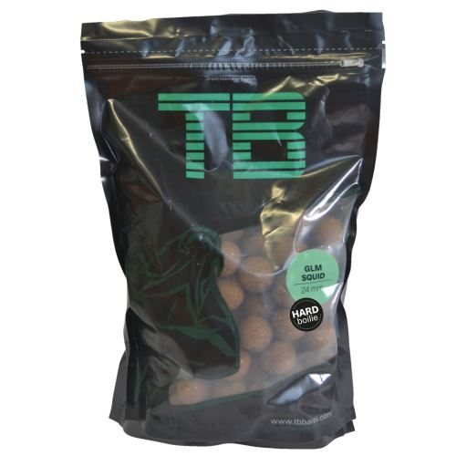 TB Baits Hard Boilie Garlic Liver